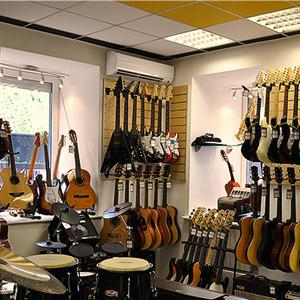Музыкальные магазины Лабытнанги