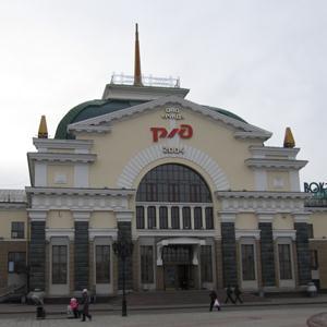 Железнодорожные вокзалы Лабытнанги